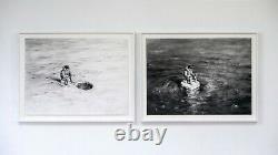 Pejac Yin Yang Yin-Yang Hand Pulled Art Print Signed & Numbered Ed 90