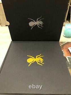 Prodigy Invaders Must Die signed Official Book Limited Edition (318 / 999)