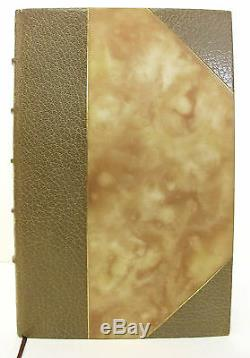 ROYCRAFTERS Elbert Hubbard SIGNED Roycroft ILLUMINATED Limited Edition FINE Rare