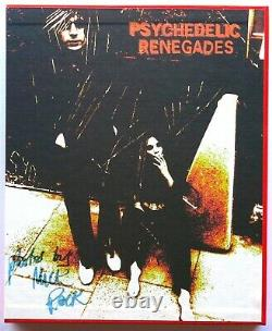 Rare Syd Barrett Mick Rock Psychedelic Renegades #116 Signed And Mint Condition