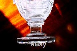 Rarest BACCARAT CRYSTAL Charles X Ewer MUSEUM COLLECTION Limited Edition 43/100