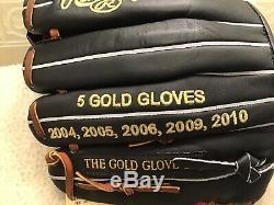 Rawlings PRO-DJ2 Derek Jeter Gold Label Signed Limited Edition Baseball Glove