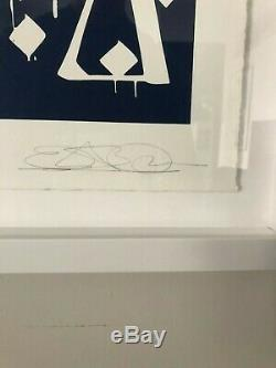 Retna Art Alliance Provocateurs Print Framed Mint Excellent Condition Retina