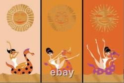 SHAG Josh Agle Three Suns Serigraph Art Print Mint Unframed COA Tiki New Rare