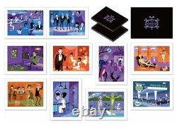 SHAG Josh Agle Universal Monsters Box Boxed Set Serigraph Art Print Mint New