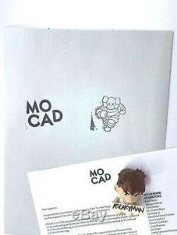 SIGNED & AUTHENTIC KAWS x MOCAD ALONE AGAIN Print Limited Edition (2019)