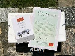 SIGNED BY GURNEY SEALED BOX CMC 118 1960 Maserati'Birdcage' #5