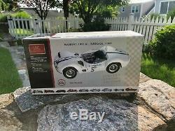SIGNED DAN GURNEY CAR SEALED CMC 118 1960 Maserati Birdcage Tipo 61 #5