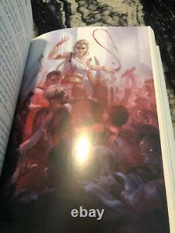 SIGNED Red Rising series Pierce Brown limited subterranean press