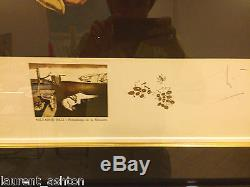 Salvador Dali Persistence Of Memory Lithograph Changes In Great Masterpieces Art