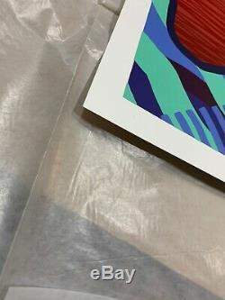 Sam Friedman Untitled 2014 Limited Edition Art Print /50 Signed & Numbered