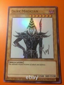 Sealed Yugioh God Card Set Dark Magician Girl JUMP-EN080 JUMP-EN061 JUMP-EN049