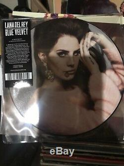 Signed Born to Die Paradise Edition Limited Edition Box Set Lana Del Rey RARE