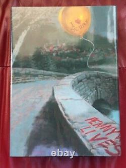 Signed Limited Edition IT by Stephen King Cemetery Dance 51/750