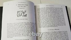 Signed! OF THE ARTE GOETIA by COLIN D. CAMPBELL Occult Grimoire Sitra Achra