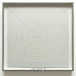 Sol Lewitt 1973 Iconic Signed Numbered Lithograph Ltd Edition Framed JKLFA. Com