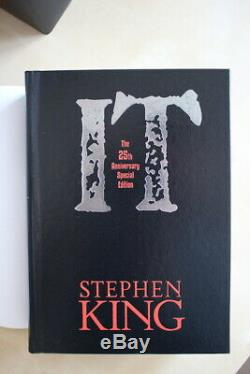 Stephen King (2011)'IT', US signed limited edition