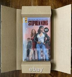Stephen King LATER Signed & Numbered Limited Edition Book /374 New Sealed 2021