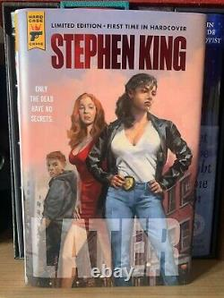 Stephen King Later Rare Signed Limited Edition #127 of 374