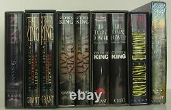 Stephen King / The Dark Tower Series Limited Signed Edition 1991 #1307014