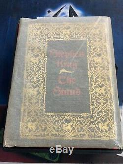 Stephen King The Stand Signed Limited Coffin Edition Rare