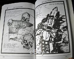 THEE PSYCHICK BIBLE 1st SIGNED Genesis P-Orridge TOPY Psychic TV PTV Rare