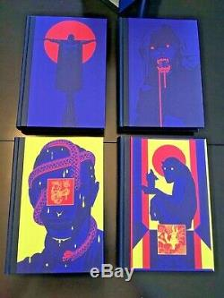 THE BOOK OF THE NEW SUN Gene Wolfe The Folio Society SIGNED Limited Edition #369