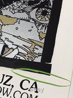 Tyler Stout Signed Lost Boys Mondo Print Movie Poster Art The Thing Kill Bill